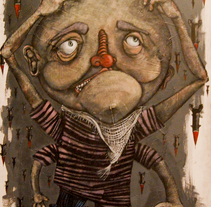 ''Sálvese quien Pueda''. Um projeto de Ilustração de Natxo  Ramirez Garcia - 08-11-2011