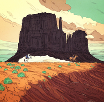 Proyecto 2. A Illustration project by Jon  Juarez - Dec 02 2013 12:00 AM