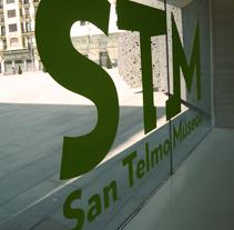 Museo San Telmo - San Sabastián. Um projeto de Design, Publicidade e Instalações de Laura García Yelo - 08-11-2011