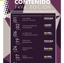 Editorial. Um projeto de Design e Publicidade de Laura Román         - 11.11.2011