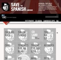 Virtual Academia de la Lengua Española. A Software Development project by Javier Fernández Molina - Nov 16 2011 03:57 PM