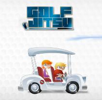 Golf-Jitshu. Un proyecto de Diseño, Publicidad, Motion Graphics, Cine, vídeo y televisión de Rubén García         - 23.11.2011