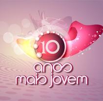 10 AÑOS MENOS. Um projeto de Design, Motion Graphics e Cinema, Vídeo e TV de Ana Nuñez         - 02.12.2011