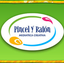 Pincel y Ratón. A Advertising project by Ginés García Gómez         - 05.12.2011