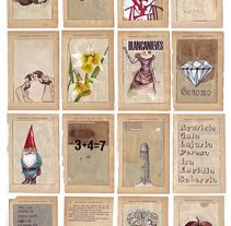 Storyteller. Un proyecto de Ilustración de Maria Padilla Climent         - 06.12.2011