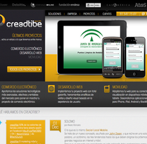 creadtibe. Un proyecto de Diseño y UI / UX de Nazario Abanades Astudillo         - 06.12.2011