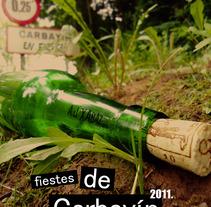 Carbayín en Fiesta. A Design project by Beatriz Fernandez Garcia - 06-12-2011