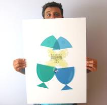 Cartel Terras Gauda 2011. Un proyecto de Diseño de Aurora Cascudo Román - 08-12-2011
