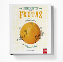 Ingredientes. A Design&Illustration project by Rafa Sánchez Gil         - 10.12.2011