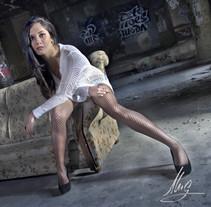 Retrato/BOOKS. A Photograph, and Advertising project by Álvaro Muñoz Guzmán - 01-01-2012