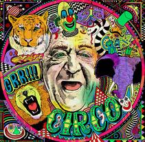 CIRCO. Um projeto de Ilustração de Eduardo Bertone         - 02.01.2012