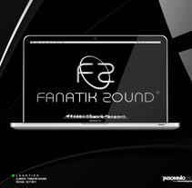 Logotipo: Fanatik Sound. A Design project by KikeNS         - 05.01.2012