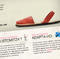 Cas Sabater Pagés. A Design, Software Development, and UI / UX project by Xavi Vilà - 06-01-2012