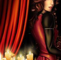 El Santuario. A Design&Illustration project by Carlos Venegas Parra         - 10.01.2012