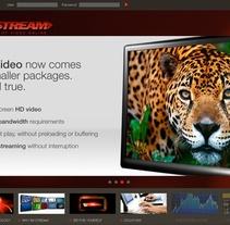 Raystream. Um projeto de Desenvolvimento de software de Kasual Studios         - 11.01.2012