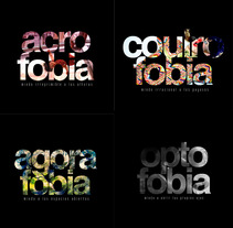 Fobias. A Design, and Photograph project by Pablo Pighin         - 12.01.2012