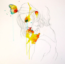 Conrad Roset. A Illustration project by Retratos de Autor         - 17.01.2012
