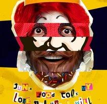 The junk revenge . Um projeto de Publicidade de Anakaren Castro         - 17.01.2012