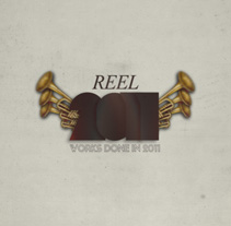 REEL 2011. A Design, Motion Graphics, Film, Video, TV, and Advertising project by kote berberecho - Jan 24 2012 11:43 AM