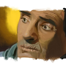 Manuel Reyes. A Illustration project by Tono G. Dueñas         - 24.01.2012