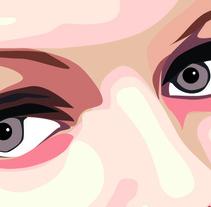 neska. A Design&Illustration project by Aitor Gonzalez Perkaz         - 25.01.2012