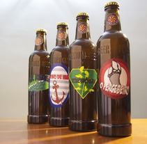 Edición especial Cerveza Estrella Galicia. A Design project by yesika aguin gomez - 01.27.2012