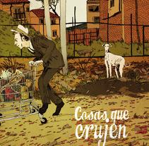 Corto (colaboración). A Motion Graphics, Film, Video, TV, Illustration, Design, and Advertising project by jon  juarez gaztelu - Jun 14 2013 12:00 AM