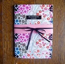 Notebooks. A Design&Illustration project by Mónica Muñoz Hernández - 16-02-2012