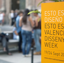 Valencia Disseny Week 2011. A Design, Advertising, Motion Graphics, Film, Video, and TV project by Enblanc         - 28.02.2012