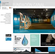 Fundacion Canal Isabel II. A Software Development project by Kasual Studios         - 05.03.2012