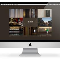 Redisseny Web Hotel 1898. A Design project by la Negreta Disseny i Comunicació  - Mar 07 2012 12:43 PM