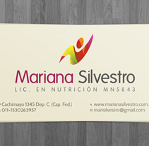 Mariana Silvestro. A Design project by Ramiro Croce         - 10.03.2012