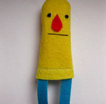 Yosiko Labori. Un proyecto de Ilustración y Publicidad de el hombre sapo - 14-03-2012