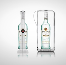 Bacardi - Product packaging. Um projeto de  de Design and friends         - 18.03.2012