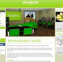 Students Suites. Un proyecto de Diseño, Desarrollo de software e Informática de Jaime Martínez Martín         - 19.03.2012
