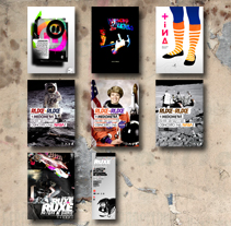 Carteles 2010. A Design, Illustration, and Advertising project by @r:~$pu~k   - 19-03-2012