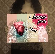 I know you by heart. Un proyecto de Diseño y Fotografía de Alba Rincón         - 20.03.2012