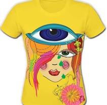 T-shirts. Un proyecto de Diseño e Ilustración de Andreea Filip         - 23.03.2012