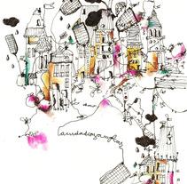 temblorosas. Um projeto de Ilustração de ladiDilemas         - 05.04.2012