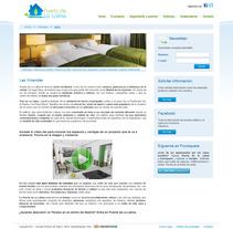 Web Puerta de La Latina. A Design, Installations, Software Development, and UI / UX project by seven  - 17-04-2012