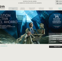 Rediseño Web Homo Inversis. A Software Development, and UI / UX project by seven  - 18-04-2012