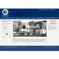 WEB DRUPAL OCINCO. Un proyecto de Diseño e Informática de Juan Mª Seijo         - 18.04.2012
