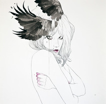 LIßIDO (musas). A Illustration project by Conrad Roset - 04.19.2012