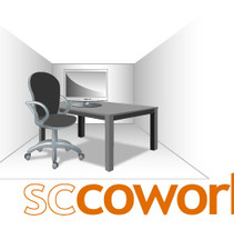 SC Cowork. A Design, Advertising, and Software Development project by Silvia Garcia Palau - 22-04-2012