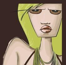 collares y mas. Un proyecto de Diseño e Ilustración de Gema Luz Madera - 27-04-2012