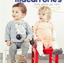 sesión de fotos portada nº8. A Advertising project by revista micollardemacarrones         - 02.05.2012