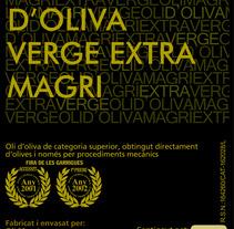 Oli Magrí. A Design project by Gerard Magrí         - 02.05.2012