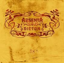 Banda ABSENTA DICTUM. Um projeto de Música e Áudio de Alejandro Eliecer  Briceño  - 05-05-2012