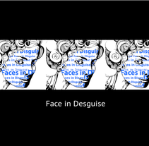 Intro Face in Desguise. A Motion Graphics project by Cristina Crespo         - 14.05.2012