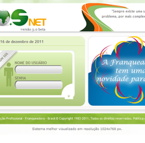 Extranet SOSNet. A Software Development project by Andre Putz         - 20.05.2012